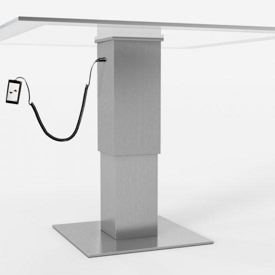 Tisch_Fernedienung